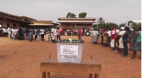Ghanaians vote today in presidential and parliamentary elections
