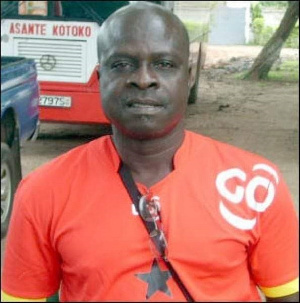 Former Kotoko star Afriyie passed away on Sunday in Kumasi, aged 75