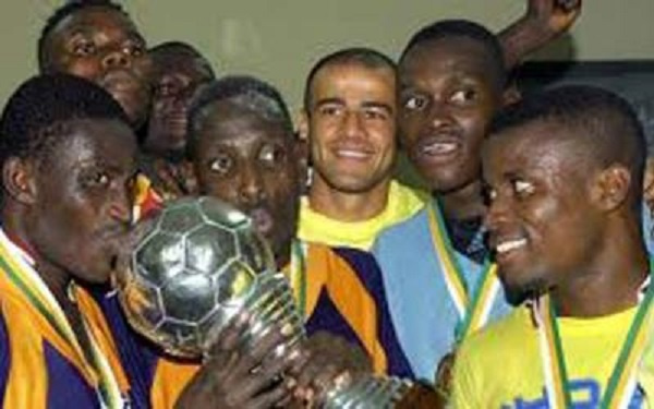 Hearts of Oak best eleven over last two decades