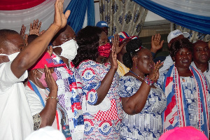 The 29 Member Campaign Team Was Inaugurated To Help The NPP Win The December Election