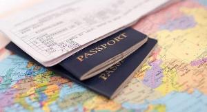 Work Visa Passport