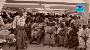 The Anlos system of chieftaincy was the most organised