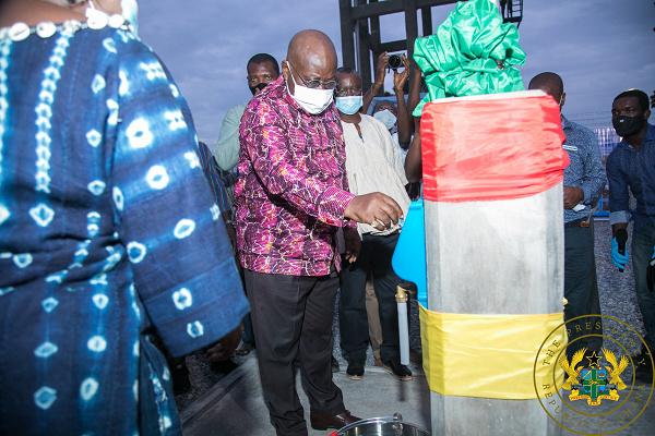 Nana Addo has removed 'No Water' tag on Gonjas – NPP Women's Organizer