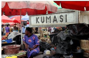 The traders are on demo over what they describe as poor relocation plan
