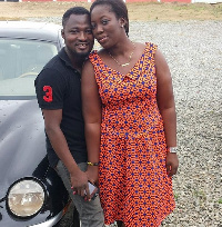 Funny Face and his ex wife