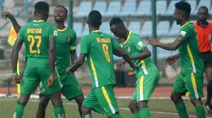 Pillars defeated Kotoko 3-2 in the first leg in Nigeria