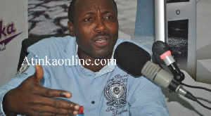 Acting General Secretary of the New Patriotic Party, John Boadu