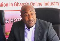 Paul Asinor, Event Director of OML Africa