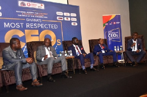 The session was moderated by George Babafemi, Chief Operating Officer, eTranzact