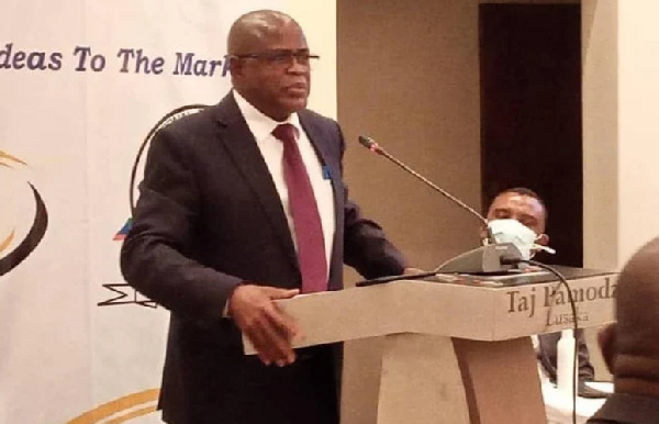 Christopher Yaluma, Minister of Commerce Trade and Industry