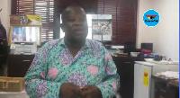 Joseph Bipoba Naabu, MP for Yunyoo