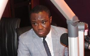 Former Deputy Communications Minister,  Felix Kwakye Ofosu