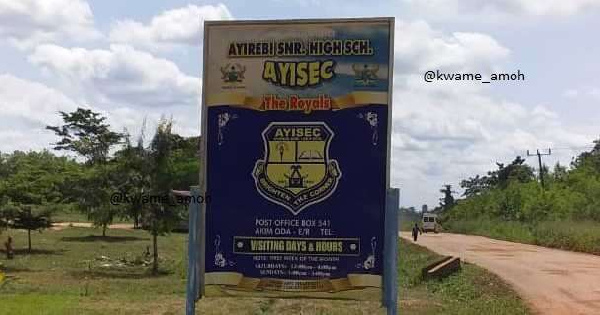 Ayirebi SHS