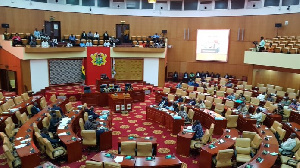 Parliament Of GhanaFVCC