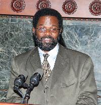 Former Mayor of Accra, Alfred Oko Vanderpuije