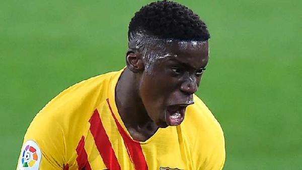 Barcelona are fed up with Ilaix Moriba\'s demands