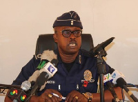 COP Kofi Boakye, Ashanti Regional Police Commander