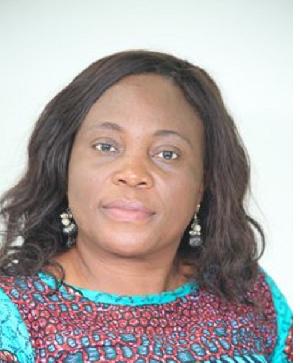 MP for Afadzato South Constituency, Angela Oforiwaa Alorwu-Tay