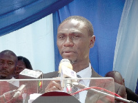 Philip Oti-Mensah, MD of Union Savings and Loans