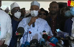 African Union observers endorse Guinea poll as tension builds