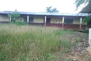'Some of the school blocks have developed serious cracks on them'
