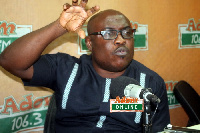 Kwaku Boahen, NDC Deputy National Communications Officer