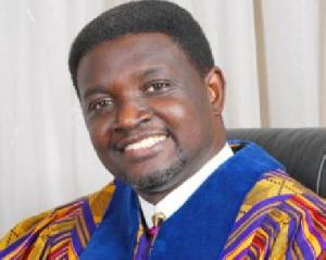 Founder of Perez Chapel International Bishop Charles Agyinasare