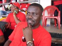 Ex-Ghana defender Samuel Osei Kuffour