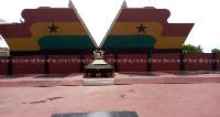 Tomb of the late President John Evans Atta Mills