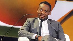 Ghanaian soccer international, Michael Essien