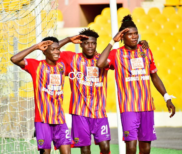 Match Report: Hearts of Oak 4-1 WAFA