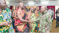 The council made this known on 27th September, when members paid a courtesy call on Akufo-Addo