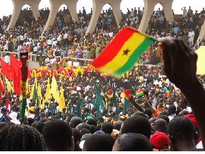 Ghanian Crowd5