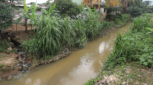 The unsafe drinking water in the Suhum Municipality