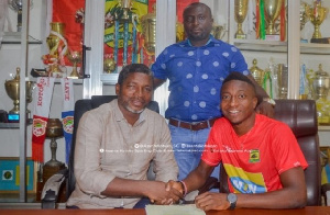 Annan is one of Kotoko's longest-serving players
