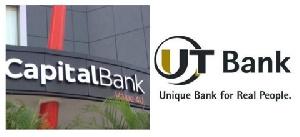 BoG has revoked licenses of both UT Bank and Capital Bank