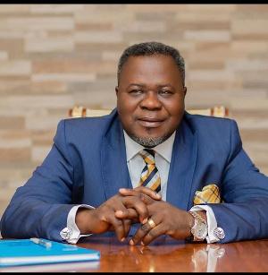 CEO of Angel Broadcasting Network, Dr Kwaku Oteng