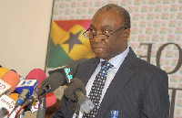 Dr Kwabena Donkor, MP for Pru East Constituency