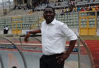 Asante Kotoko coach, David Duncan