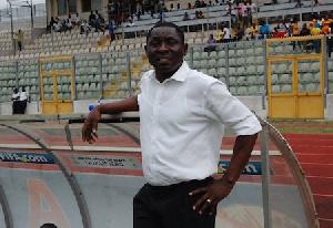 David Duncan, Head coach of Asante Kotoko