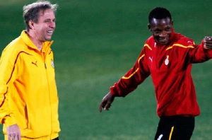 Milovan Rajevac guided Ghana to a quarter-final place at the 2010 FIFA World Cup in South Africa