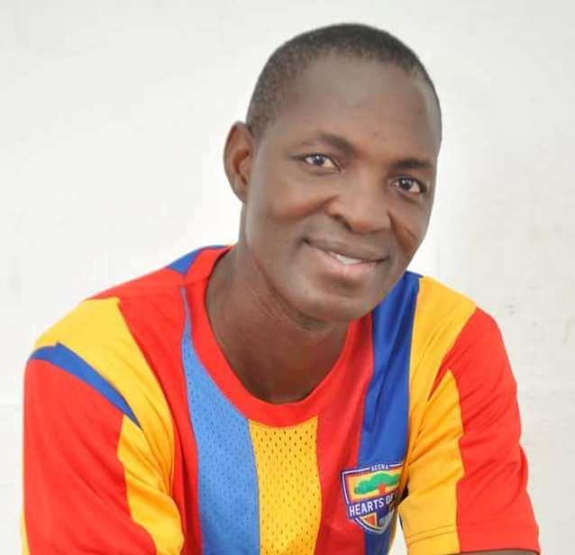 Hearts of Oak NCC PRO Kobby Jones rally supporters to give coach Samuel Boadu time