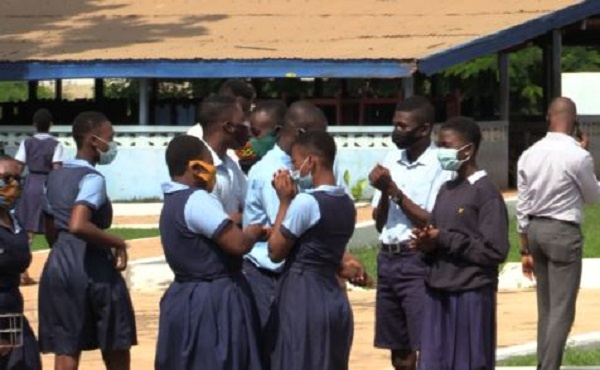 Coronavirus cases in Senior High Schools to escalate – Health expert