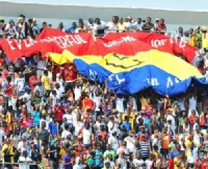 Supporters of Hearts of Oak