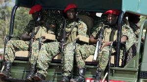 Army Uganda Polls