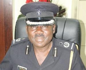 Accra Regional Commander DCOP Fredrick Adu Anim