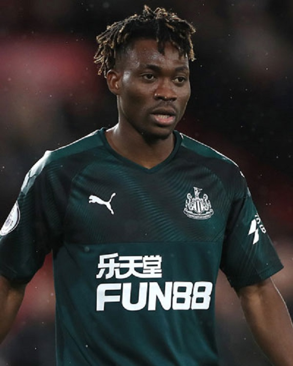Newcastle United outcast Christian Atsu among least paid players at club