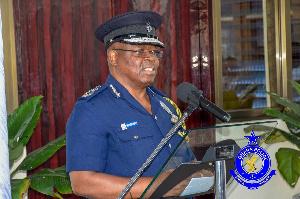 IGP Mr Inspector General Of Police James Oppong Boanuh