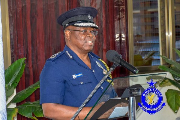 Be circumspect in handling LGBT+ cases – IGP urges officers