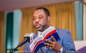 Matthew Opoku Prempeh is Education Minister